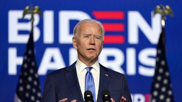 Wahlfavorit Biden verspricht mehr Einheit in Amerika