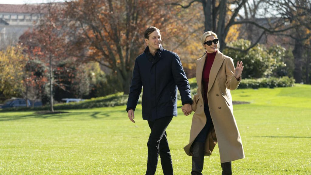 """""""Milliardärsbunker"""" für 30 Millionen US-Dollar: Ivanka Trump und Jared Kushner planen die Zukunft"""