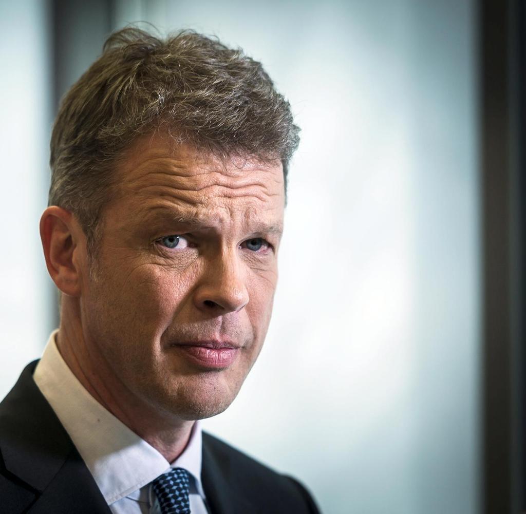 Christian Sewing hat sich vom Risikomanager zum Management der Deutschen Bank entwickelt