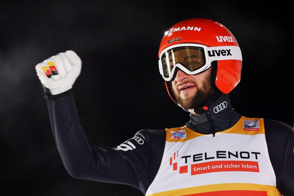 135 Meter!  Markus Eisenbichler gewinnt die Qualifikation in Nischni Tagil