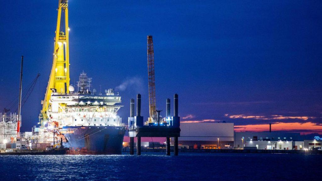 Nord Stream 2: Gazprom baut weiterhin Ostseepipeline in deutschen Gewässern