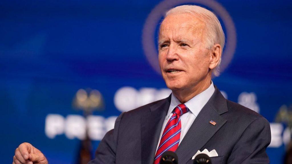 US-Wahl: Wähler bestätigen Bidens Sieg - Biden fordert Trump zur Anerkennung auf