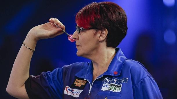 """Lisa Ashton will auch """"Verbündeter Pally"""" verursacht eine Sensation.  (Quelle: imago images / Fokus Images)"""