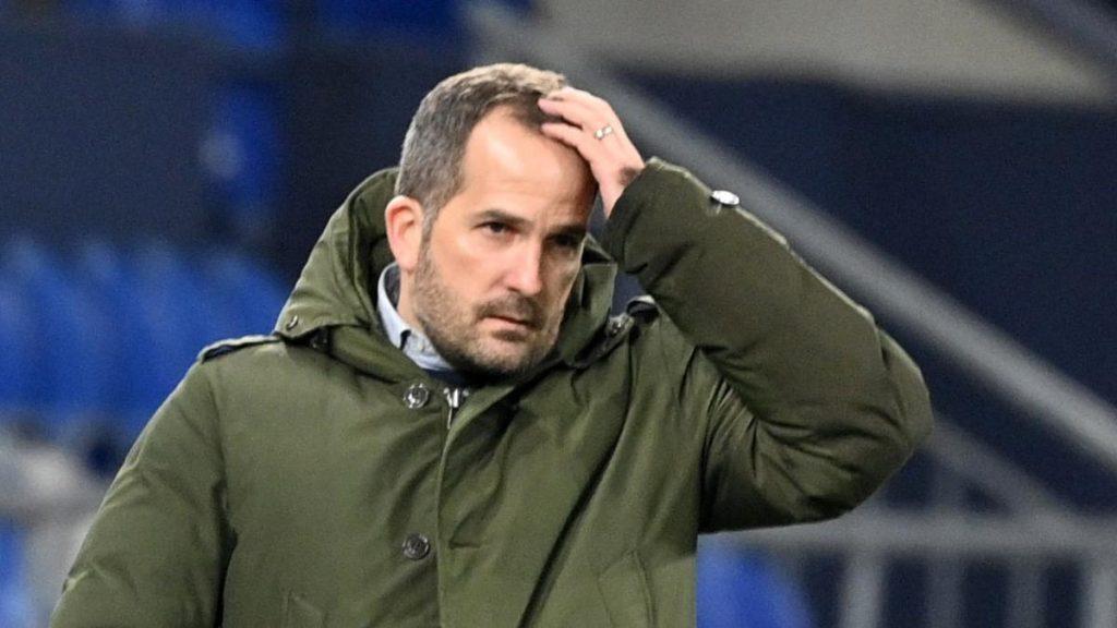Schalke 04: Trainer Manuel Baum feuert, Stevens übernimmt