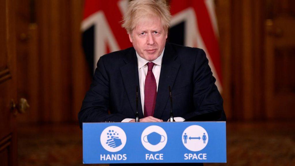 """England: Johnson """"opfert"""" Weihnachten - Sperrung aufgrund neuer Virusvariante"""
