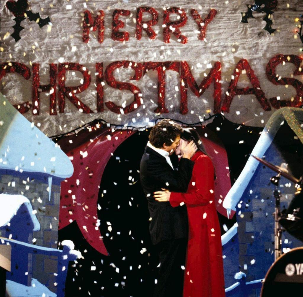Happy End zwischen dem englischen Premierminister (Hugh Grant) und Natalie (Martine McCutcheon)