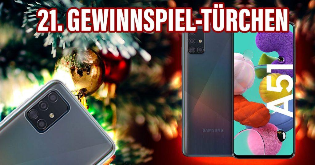 2x Samsung Galaxy A51 Smartphone