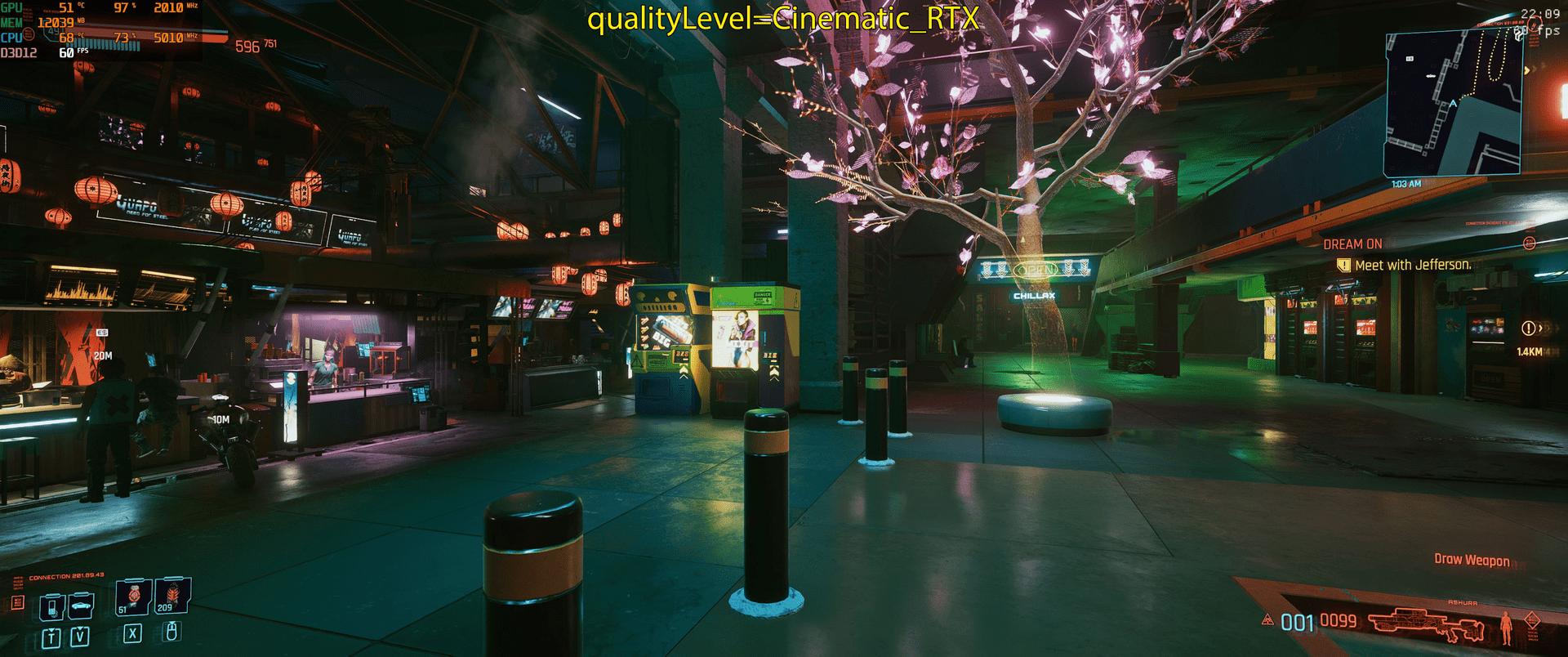 Cinematic RTX