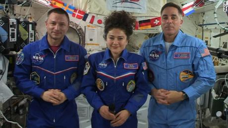 Astronaut während einer Pandemie sein: