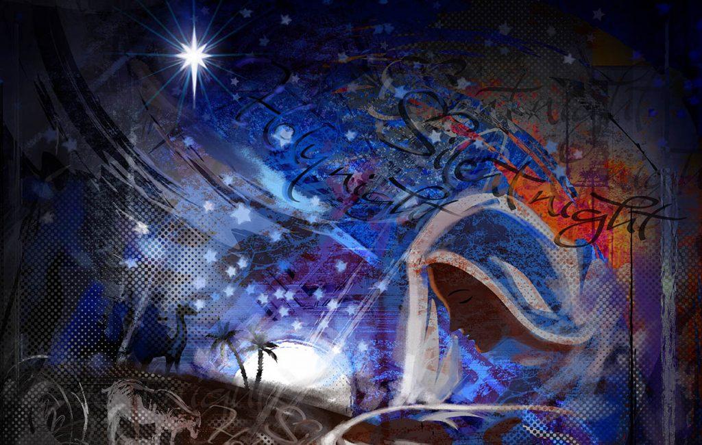 """Ursprünge des Weihnachtsliedes """"Stille Nacht"""""""