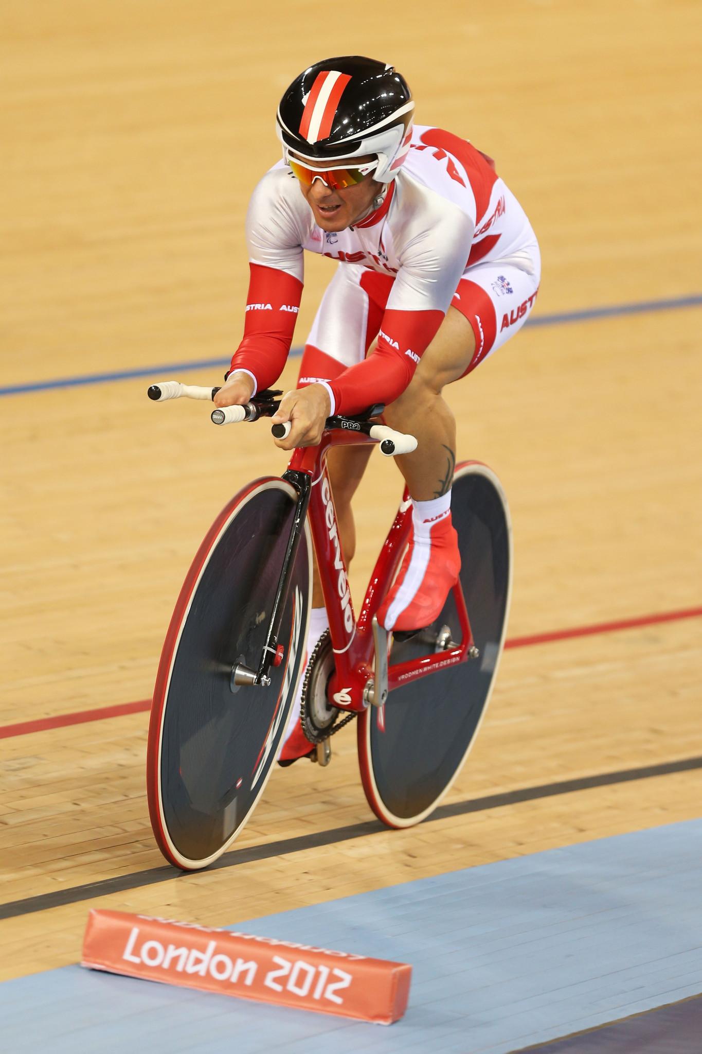 Wolfgang Eibeck hat an sieben Paralympischen Spielen teilgenommen © Getty Images