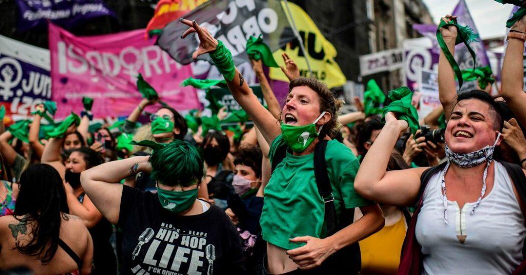 Argentinischer Senat soll über Gesetzesentwurf zur Legalisierung der Abtreibung abstimmen