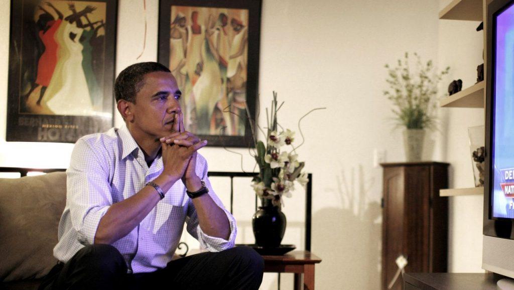 Barack Obama: Der Ex-US-Präsident hat diese Fernsehserien während seiner Schreibpausen gesehen