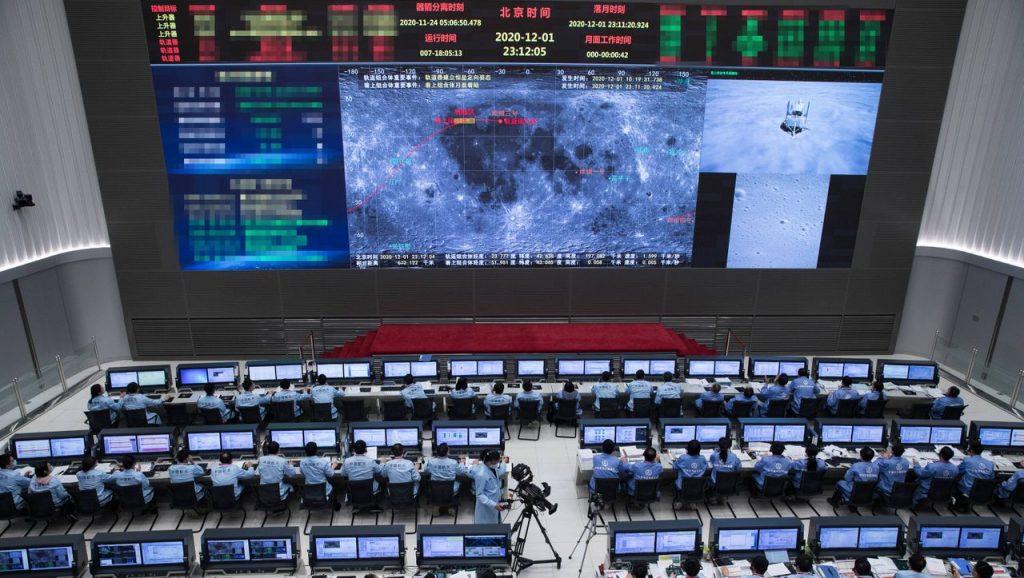 """""""Chang'e 5"""": Warum Chinas Mondmission nicht nur eine großartige Machthaltung ist"""