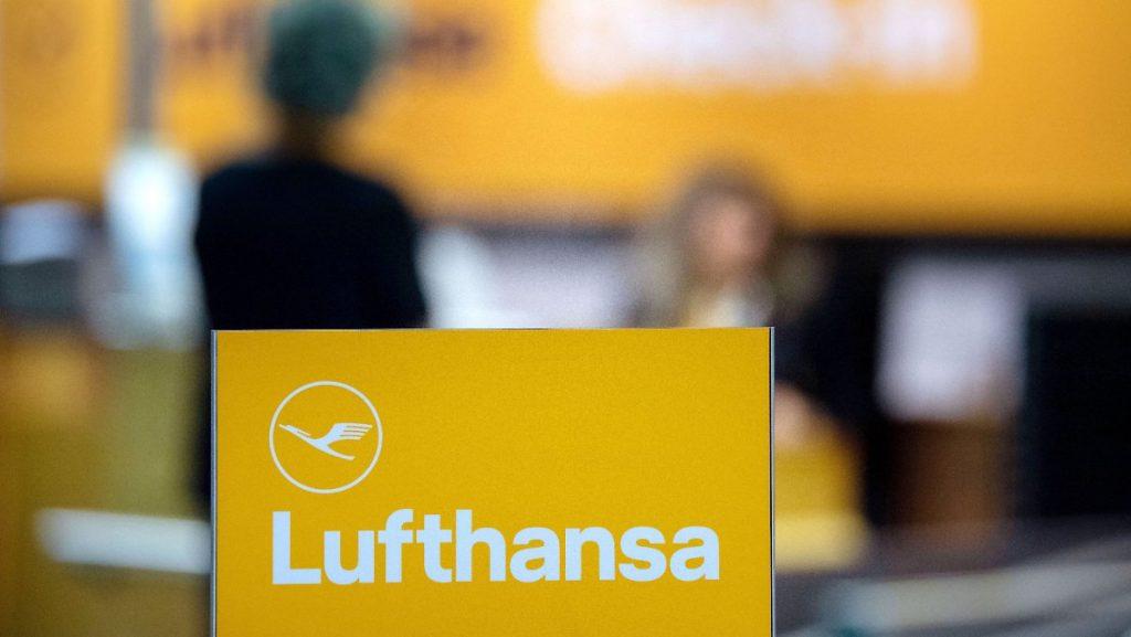 Die Lufthansa erlebt einen Buchungsboom: Deutsche ziehen für ihre Ferien ins Ausland
