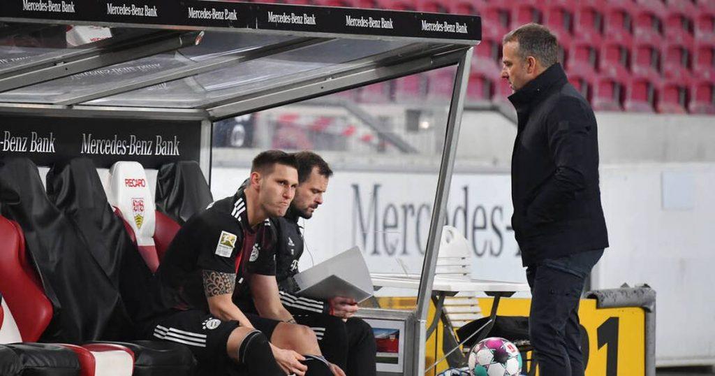 FC Bayern mit Defensivproblemen vor dem Spiel gegen RB Leipzig