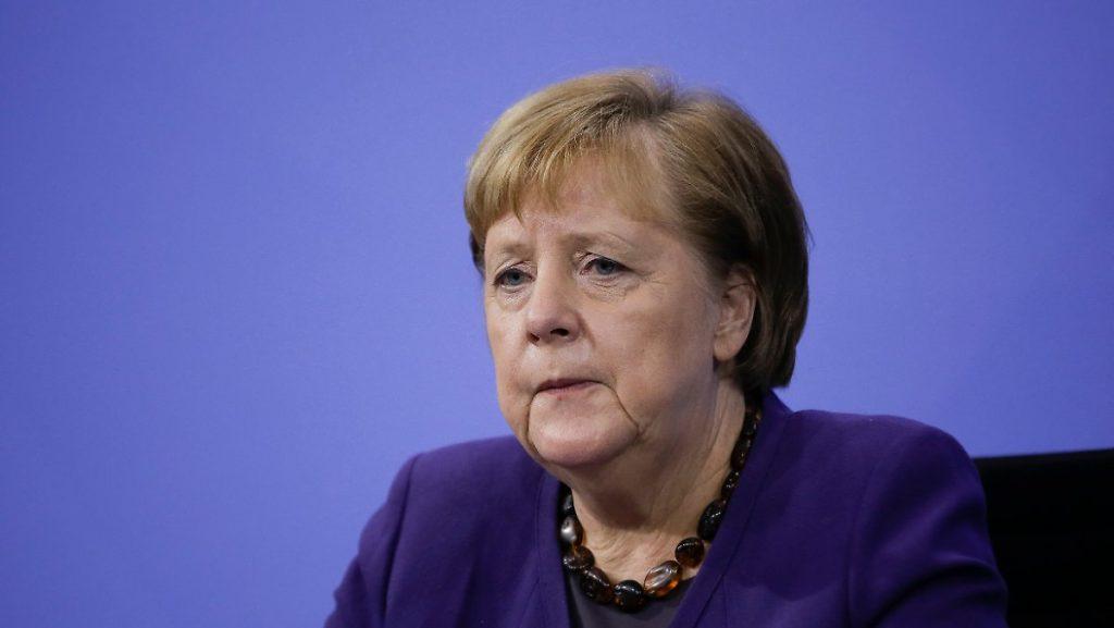 Infektionsgrad zu hoch: Merkel fordert neue Koronamaßnahmen