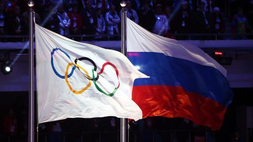 Internationaler Sportgerichtshof: Russland wird für zwei Jahre von den Olympischen Spielen ausgeschlossen