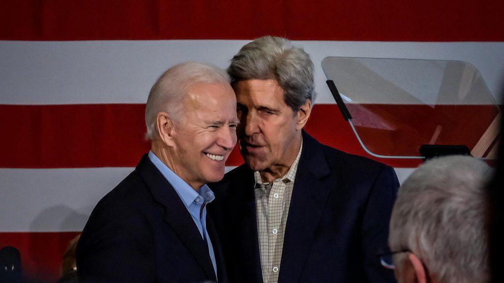 Joe Biden vervollständigt sein Klimateam