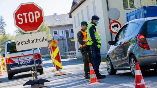 Quarantäneregeln: Österreich schließt praktisch Grenzen