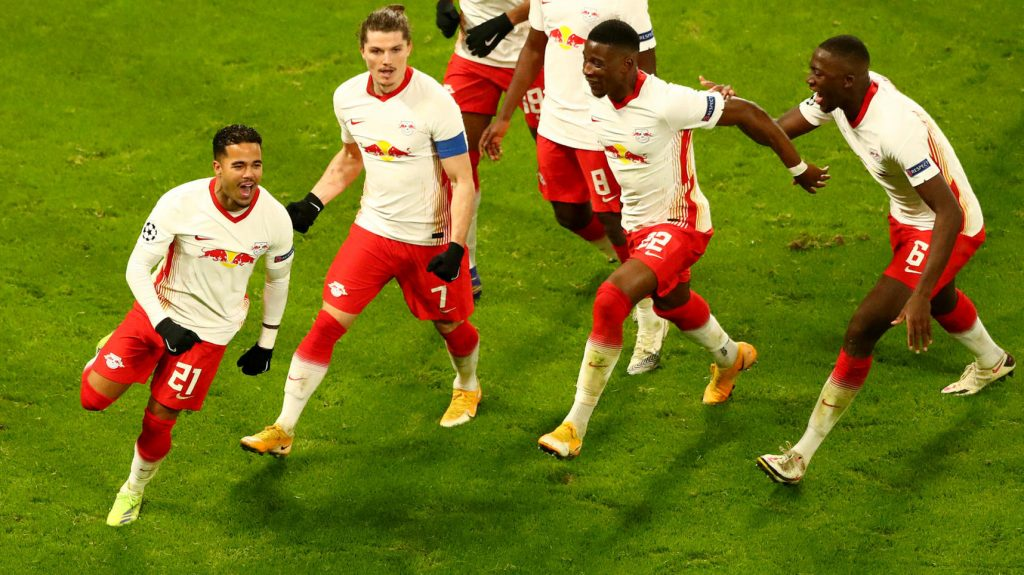 Rache erfolgreich!  RB Leipzig schlägt Manchester United