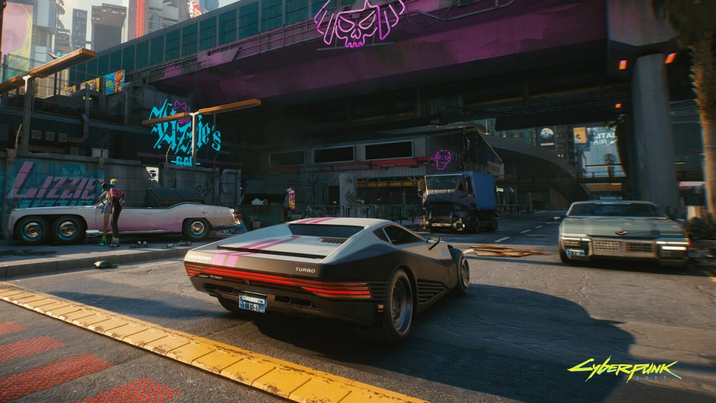 "Raytracing in Cyberpunk 2077: Parameter aktiviert Modus ""Cinematic RTX"""