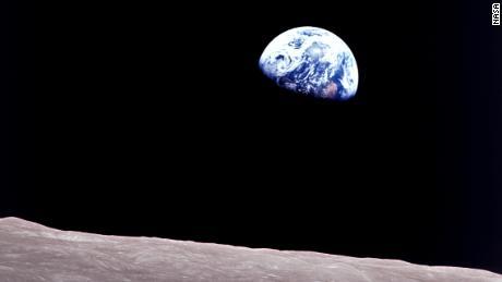 Es ist 50 Jahre her, dass Apollo 8 eine zerbrochene Welt vereint hat