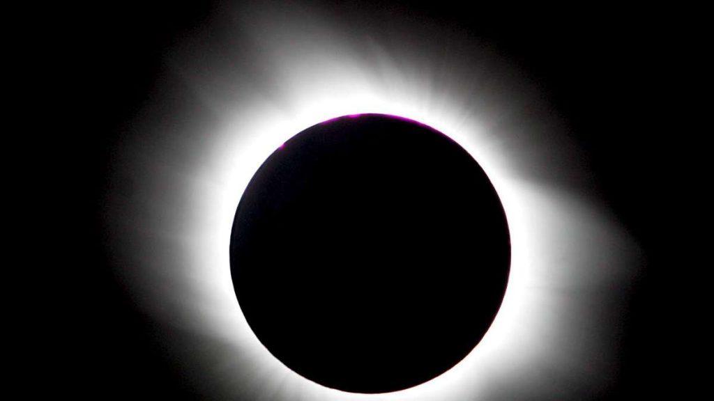 Totale Sonnenfinsternis 2020: Seltenes Ereignis nur in wenigen Regionen
