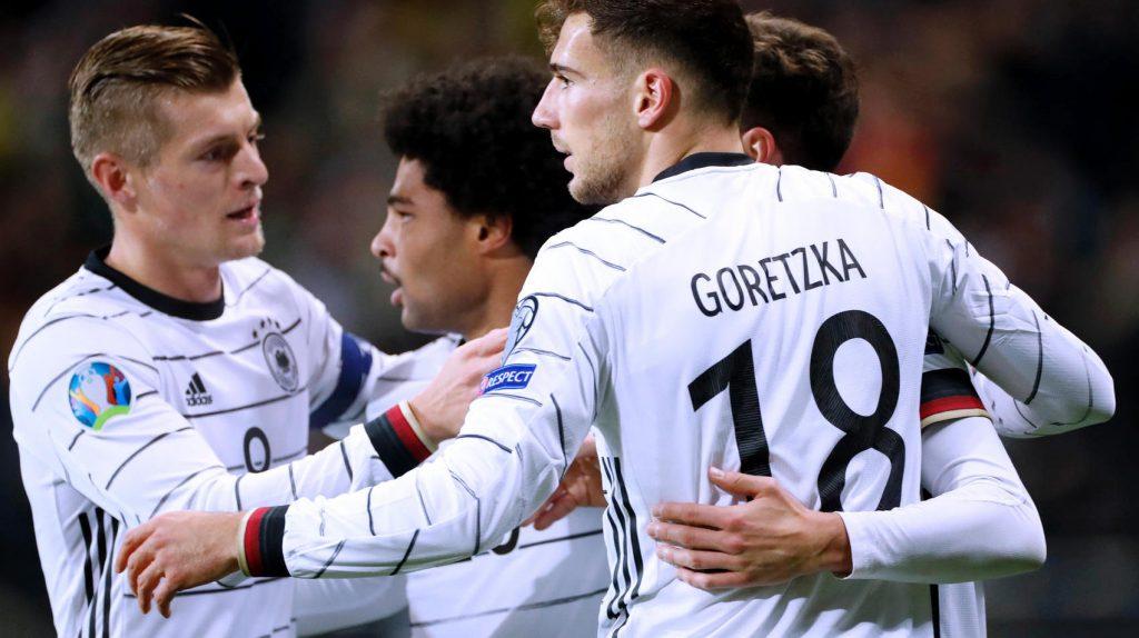 Wen trifft Deutschland neben Rumänien und Island noch?