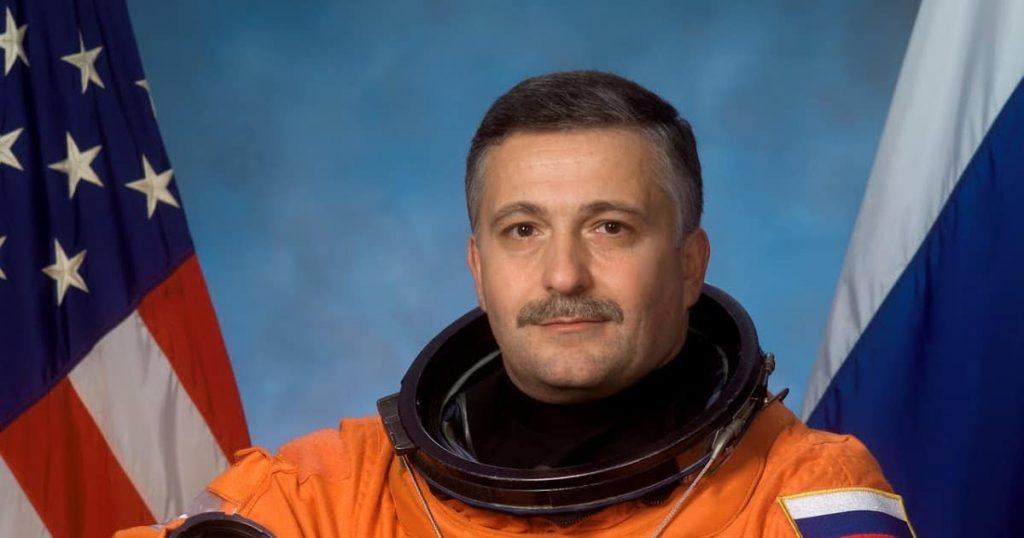 Fjodor Nikolayevich Yurchikhin: der erste griechische Kosmonaut