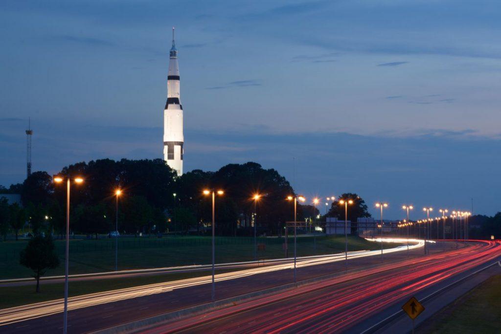 Das US Space Command wird seinen Hauptsitz in Huntsville, Alabama, haben
