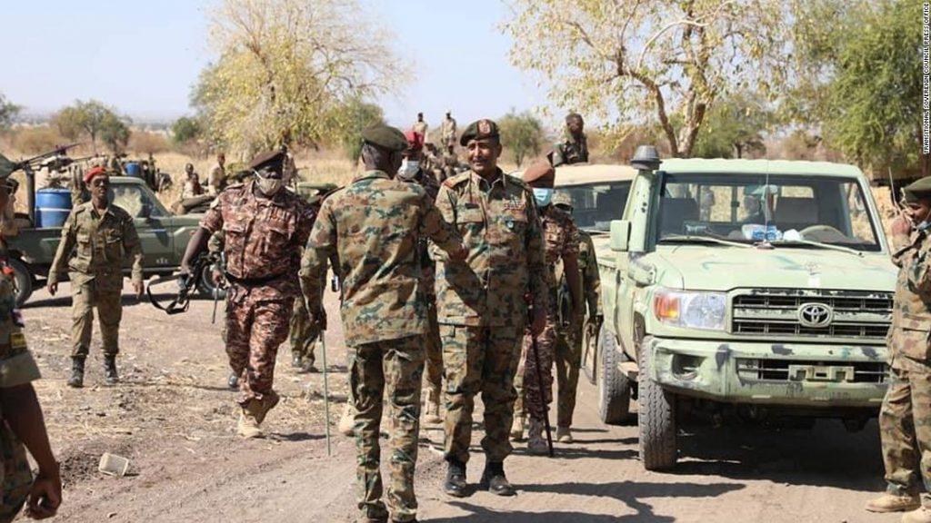 Mindestens 5 Tote bei einem Angriff auf die sudanesische Grenze, da die Spannungen mit Äthiopien eskalieren
