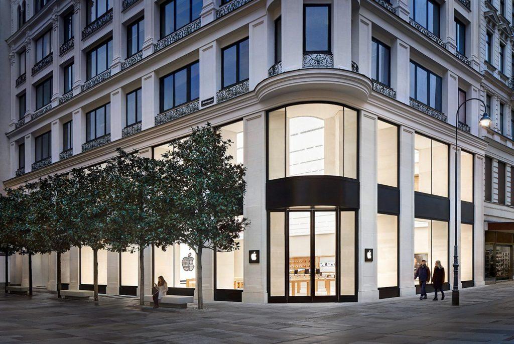 Apple eröffnet am 5. Mai den Apple Store in Wien wieder
