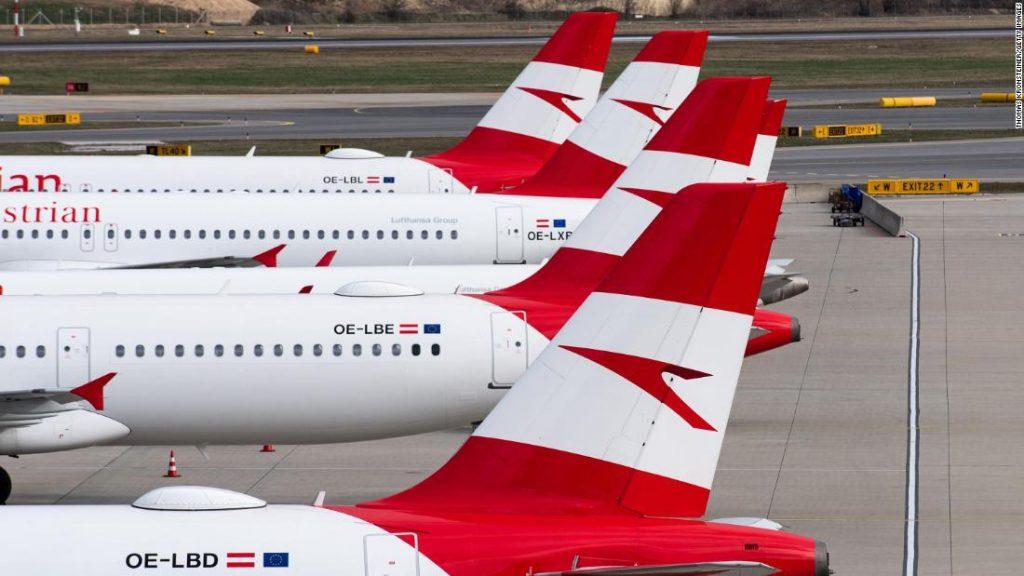 Austrian Airlines ersetzt Kurzflüge durch Züge in staatlicher Rettungsaktion