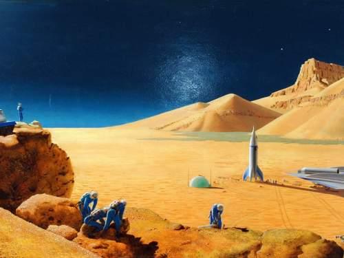 Projekt Mars: Wernher von Braun als Science-Fiction-Autor