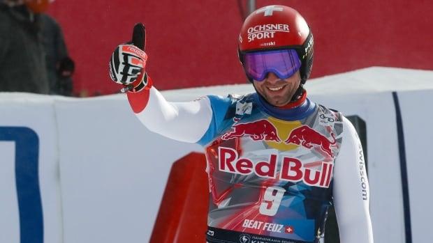 Beat Feuz gewinnt das 2. Kitzbüheler Downhill-Rennen in 3 Tagen