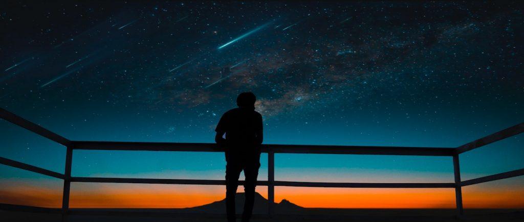 Der erste Meteorschauer von 2021 wird am Neujahrswochenende den Nachthimmel erhellen