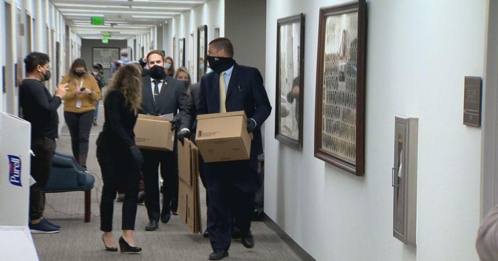 Die FBI-Untersuchung des Gesetzgebers in Tennessee scheint sich auf obskure Kampagnenaktivitäten zu konzentrieren