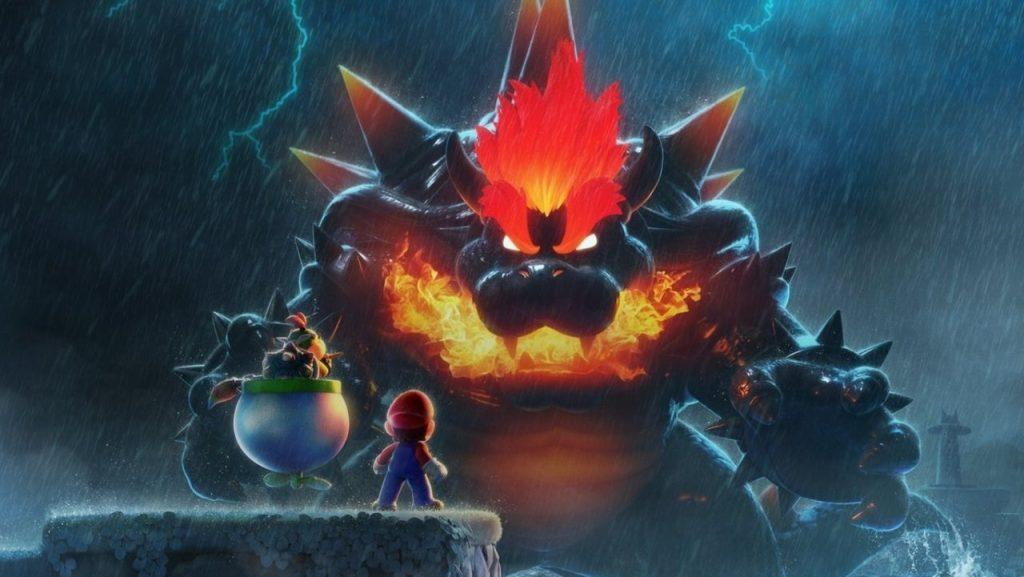 Erstaunliche Super Mario Kunst kombiniert Bowsers Wut mit Yoshis Insel