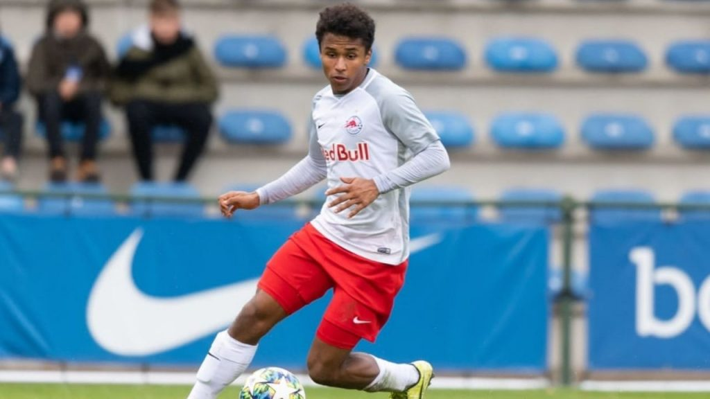 I would choose the club where I feel most comfortable: RB Salzburg's Karim Adeyemi Reveals Why He Spurned Opportunity To Join Chelsea