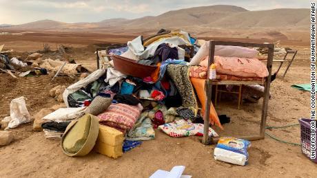 UNO, EU schlagen Israel nach dem Abriss des Westjordanlandes zu und lassen 73 Palästinenser obdachlos werden
