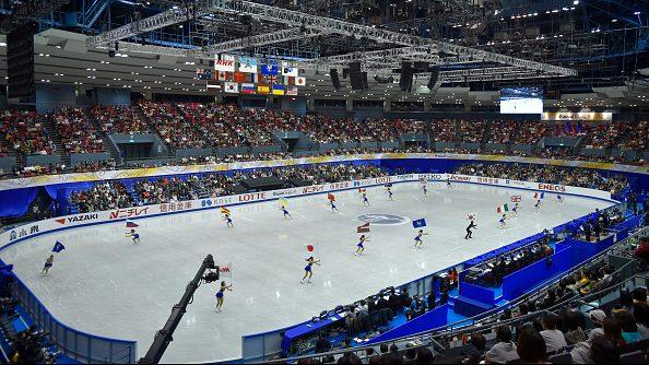 NHK Trophy, Skifahren in der Wintersportaufstellung von NBC Sports