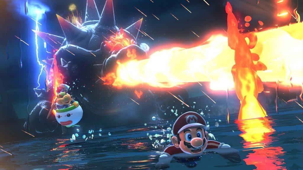 Nintendo teilt neue Informationen über Bowsers Wutmodus in Super Mario 3D World