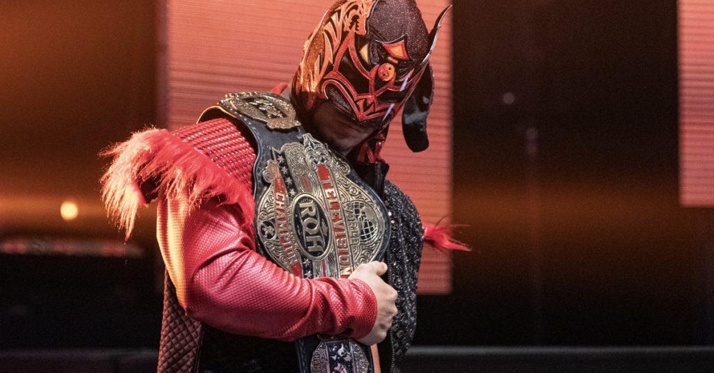 ROH liefert zwei Titelkämpfe