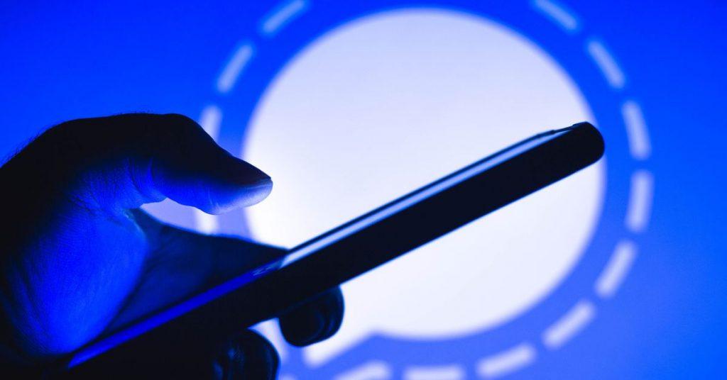 Signal fügt Mainstream-Chat-Funktionen hinzu, um ein breiteres Publikum anzulocken
