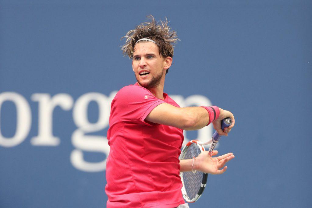 UHR: Wie Dominic Thiem das Training vor der anstrengenden Tennissaison verstärkt