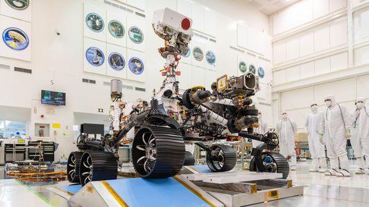 NASA März 2020 Rover