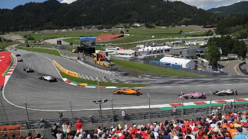 Der österreichische F1 GP Virtual Twin soll live gehen
