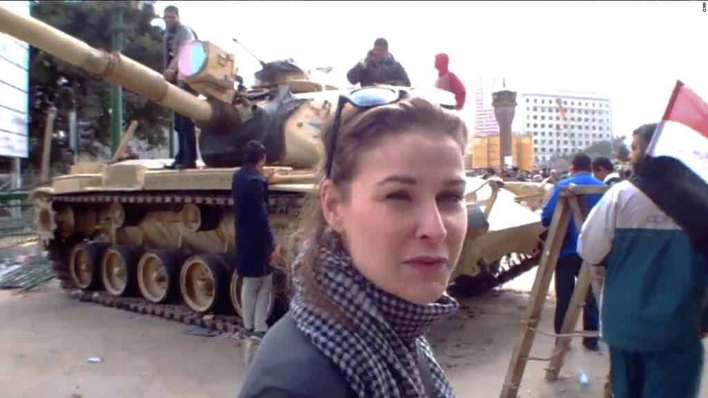 Vor zehn Jahren sah ich die Demonstranten das brutale Regime in Ägypten stürzen.  Jetzt sind ihre Hoffnungen auf eine neue Ära der Freiheit in Trümmern