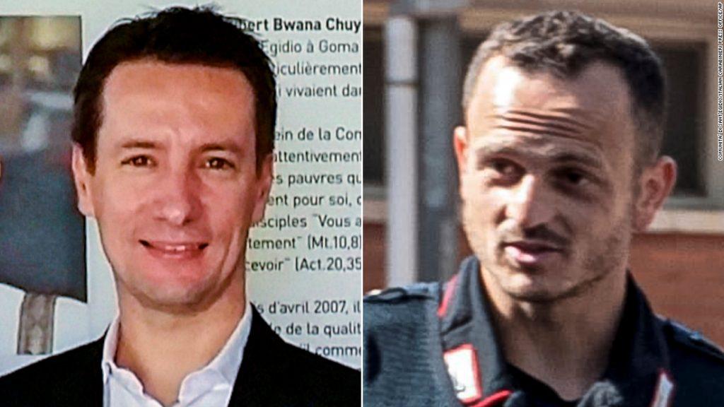 Der italienische Botschafter starb bei Schießereien in der Demokratischen Republik Kongo, nicht bei der Hinrichtung, sagt der Staatsanwalt